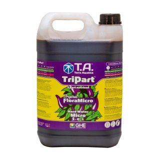 T.A. TriPart Micro 5 Liter Hardwater