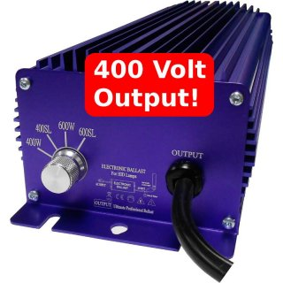 Lumatek 600 Watt Ultimate 400 Volt 4 Stufen dimmbar