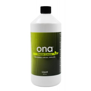 Ona Liquid Fresh Linen  1 Liter-test