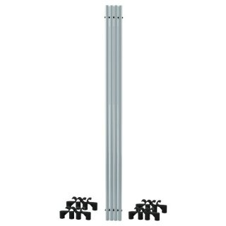 Homebox Fixture Poles 100cm 22mm-test