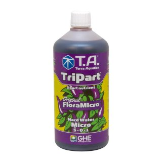 T.A. TriPart Micro 1 Liter Hardwater