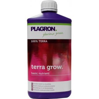 Plagron Terra Grow 1 Liter-test
