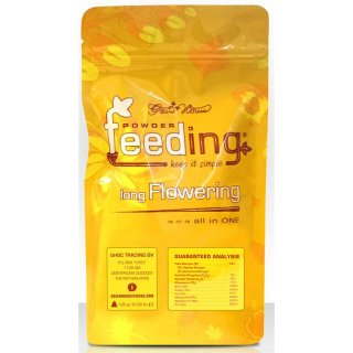 Green House Powder Feeding Long Flowering 125g-test