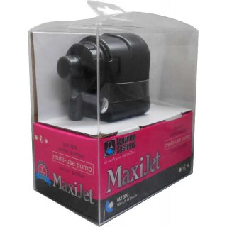 Aquarium Systems Maxijet 500 Pumpe-test