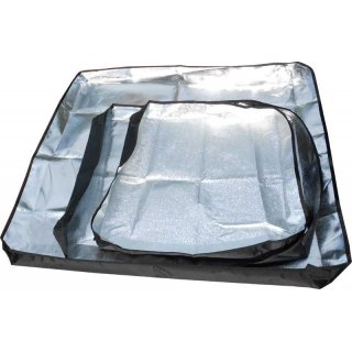 Secret Jardin Water Tray Zelteinlegeboden 150x150 cm
