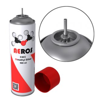 Aeros DME Dimethyl Ether 500ml-test