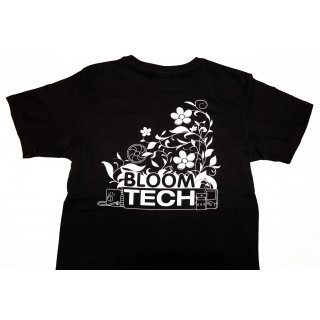 T-Shirt Bloomtech Limited Black Edition Gr. M