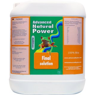Advanced Hydroponics Final Solution 5 Liter