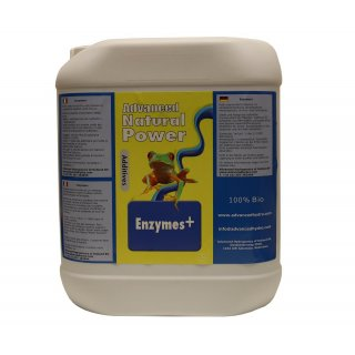 Advanced Hydroponics Enzymes+ 5 Liter